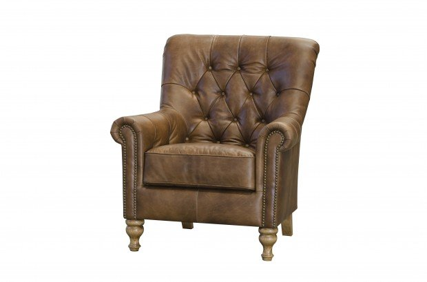 Choosing a Fabric or Leather Arm Chair?