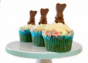 RECIPE FOR EASTER CARROT CAKE CUPCAKES