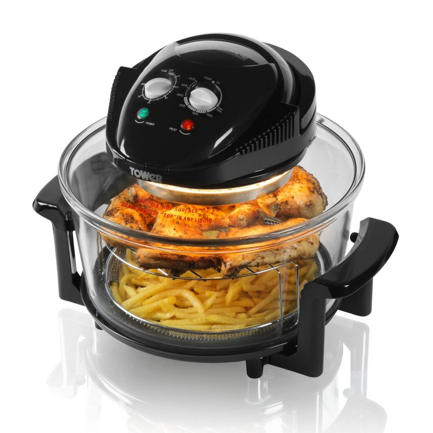 tower airwave halogen fryer