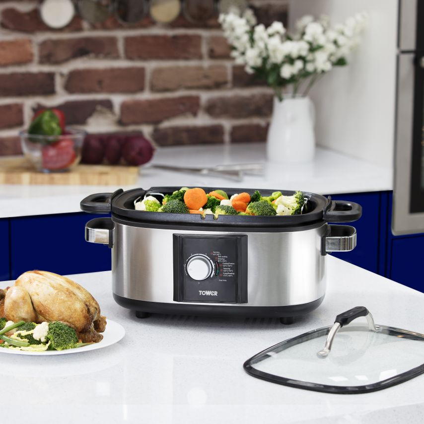 tower 9 in 1 multi cooker
